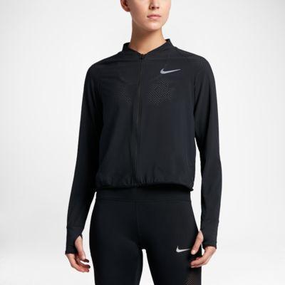 Blusão de running Nike para mulher