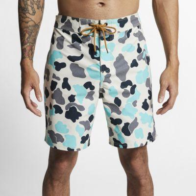 Купить Мужские бордшорты Hurley x Carhartt 46 см, Тропический твист, 23652247, 12699413