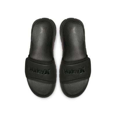 Hurley Fusion Slide Sandalias - Hombre
