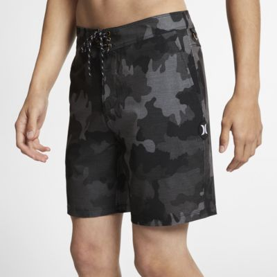 Hurley Phantom Gallows Beachside Herren-Boardshorts (ca. 46 cm)