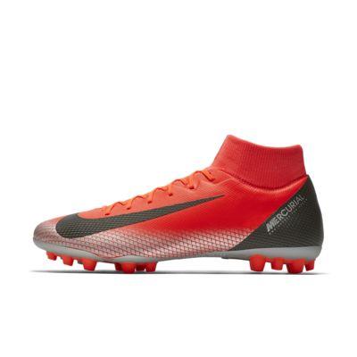 Superfly 6 Academy CR7 AG-R耐克C罗系列男/女人造草地足球鞋