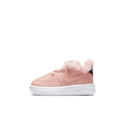 Nike Force 1 VDAY Baby & Toddler Shoe