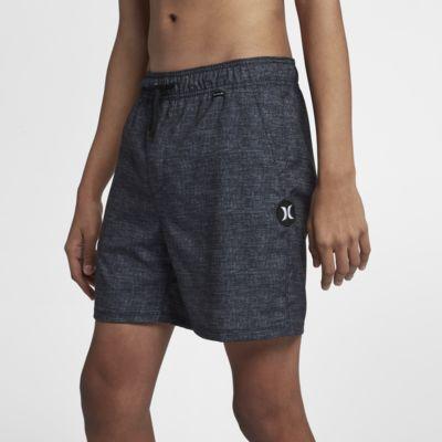 "Hurley Heather Volley Men's 17"" Board Shorts"