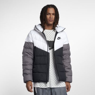 Nike Sportswear Windrunner Down-Fill Hooded Jacket