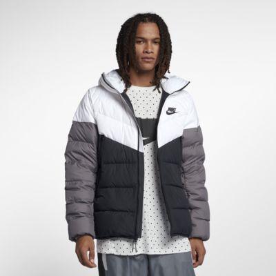 Nike Sportswear Windrunner Down-Fill Hooded Puffer Jacket
