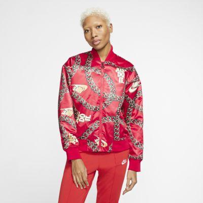 Chamarra para mujer Nike Sportswear Icon Clash con relleno sintético