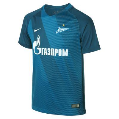 Camiseta de fútbol para niños talla grande FC Zenit de local y visitante para aficionados, temporada 2016/17 (XS-XL)