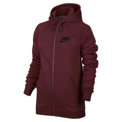 Nike Sportswear Rally 女子针织连帽衫