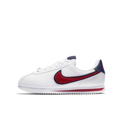 wholesale dealer ec6c5 38795 Shoptagr   Nike Cortez Basic Leather Older Kids  Shoe. Nike.Com Ca ...