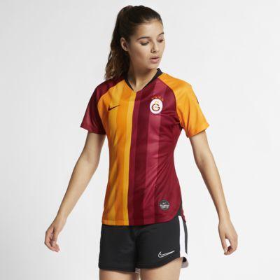 Fotbollströja Galatasaray 2019/20 Stadium Home för kvinnor