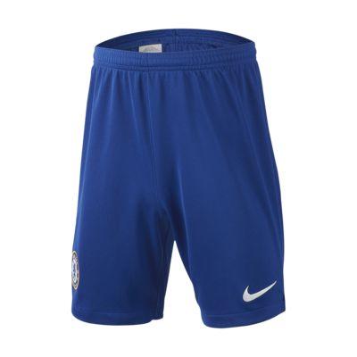 Chelsea FC 2019/20 Stadium Home/Away Older Kids' Football Shorts