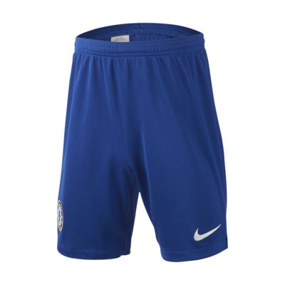 Chelsea FC 2019/20 Stadium Home/Away Older Kids' Football Shorts