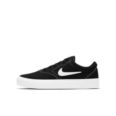 Nike SB Charge Canvas Skateschoen voor kids