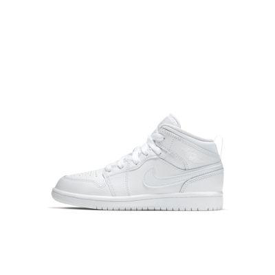 Air Jordan 1 Mid Schuh für jüngere Kinder
