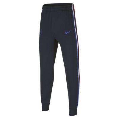 Pantalones de tejido Fleece para niño talla grande Chelsea FC