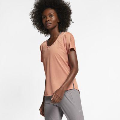 Haut de running Nike Breathe Miler pour Femme