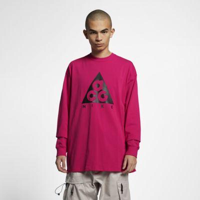Męski T-shirt z długim rękawem Nike ACG