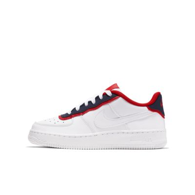 Nike Air Force 1 LV8 1 DBL Big Kids' Shoe