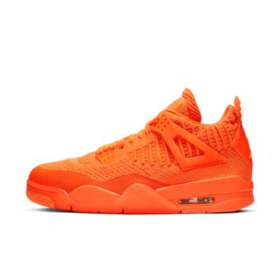 Air Jordan 4 Retro Flyknit Herenschoen