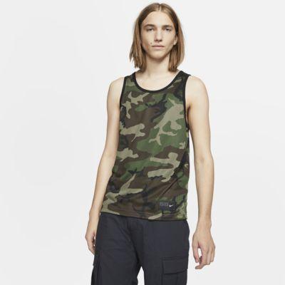 Camiseta de tirantes de skateboarding en malla para hombre Nike SB Dri-FIT
