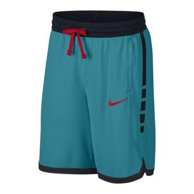 กางเกงบาสเก็ตบอลขาสั้นผู้ชาย Nike Dri-FIT Elite