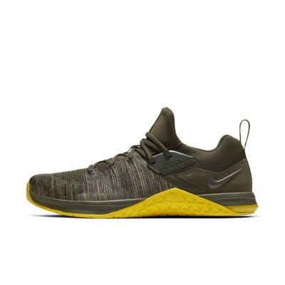 Nike Metcon Flyknit 3 Herenschoen voor crosstraining en gewichtheffen