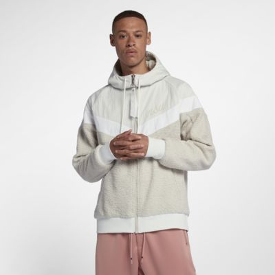 Nike Sportswear Windrunner Men's Sherpa Jacket