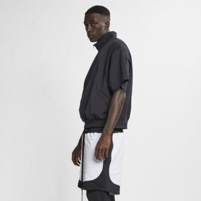 Nike x Fear of God Men's 1/2-Zip Short-Sleeve Jacket