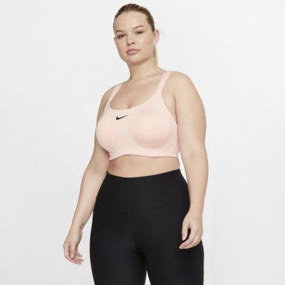 Nike Bold Sport-bh met complete ondersteuning (grote maten)