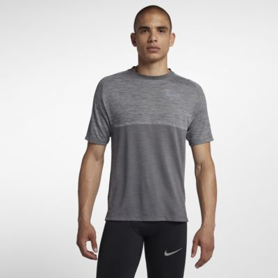 Prenda para la parte superior de running de manga corta para hombre Nike Dri-FIT Medalist