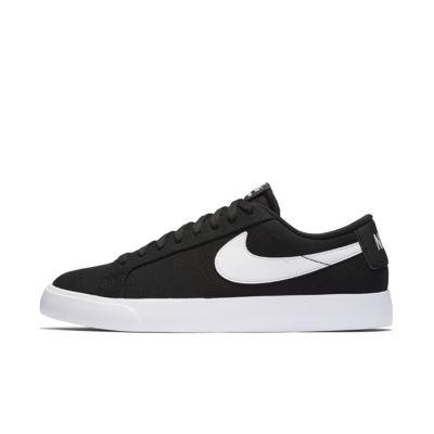 Nike SB Blazer Vapor Men's Skateboarding Shoes Black/White jK7284Z