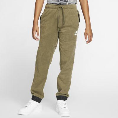 Nike Sportswear Winterized Older Kids' (Boys') Trousers