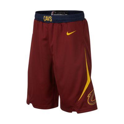 Cleveland Cavaliers Nike Icon Edition Swingman Big Kids' (Boys') NBA Shorts