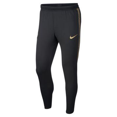 Męskie spodnie piłkarskie Nike Dri-FIT Inter Milan Strike