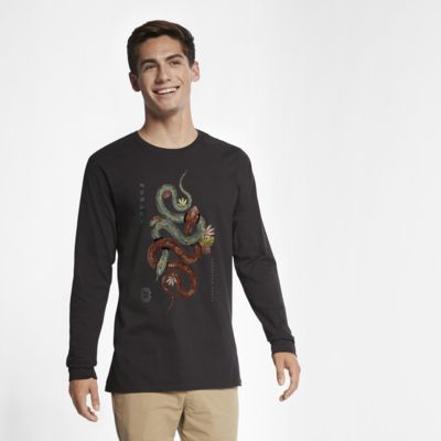 Hurley Premium Tread Lightly  Men's Long-Sleeve T-Shirt