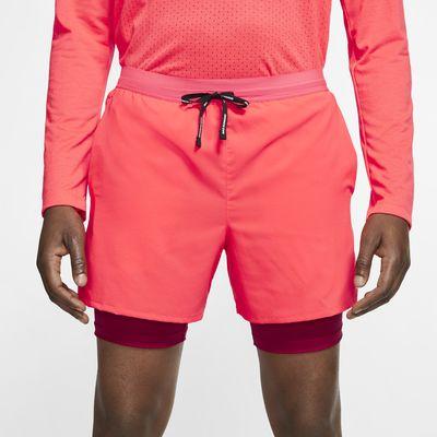 Купить Мужские беговые шорты 2 в 1 Nike Flex Stride 13 см