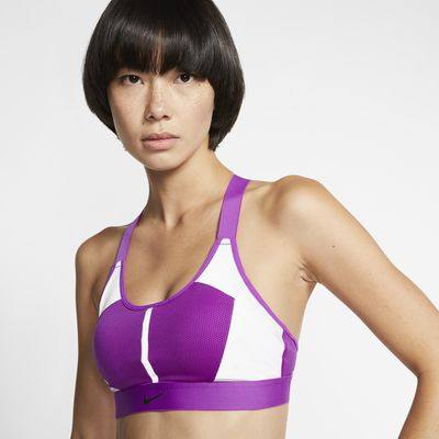Nike Swoosh City Ready Women's Medium-Support Sports Bra