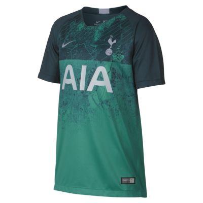 Camiseta de fútbol para niños talla grande 2018/19 Tottenham Hotspur Stadium Third