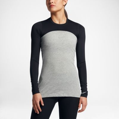 Nike Dry UV Cropped Baselayer