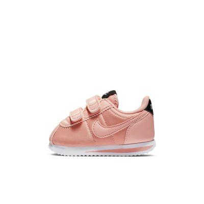 Nike Cortez Basic TXT VDAY Infant/Toddler Shoe