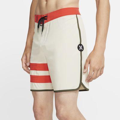"Shorts da surf 18"" Hurley Phantom Block Party Solid - Uomo"