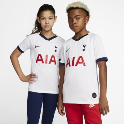 pretty nice 46ab0 53582 Tottenham Hotspur 2019/20 Stadium Home Big Kids' Soccer Jersey