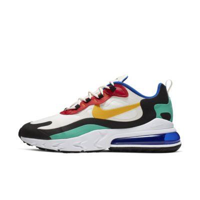 รองเท้าผู้ชาย Nike Air Max 270 React Bauhaus