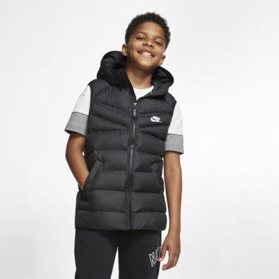 Väst med syntetfoder Nike Sportswear för ungdom