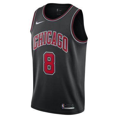 Zach LaVine Statement Edition Swingman (Chicago Bulls) Men's Nike NBA Connected Jersey