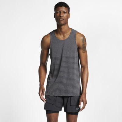 Pánské běžecké tílko Nike Rise 365 Tech Pack