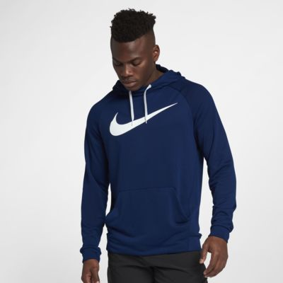 Nike Dri-FIT kapucnis férfi edzőpulóver