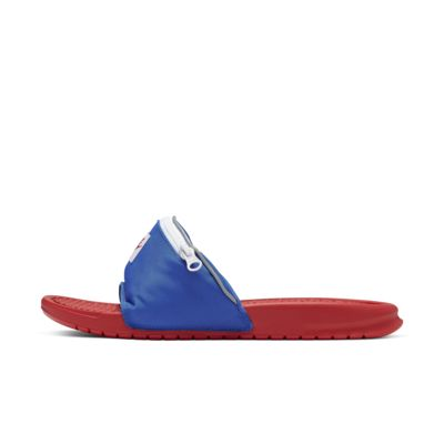Nike Benassi JDI Fanny Pack Slipper voor heren