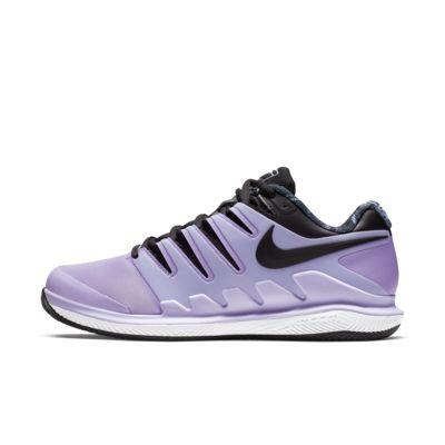 NikeCourt Air Zoom Vapor X Zapatillas de tenis para tierra batida - Mujer