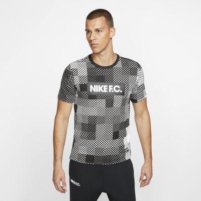 ナイキ Dri-FIT F.C. メンズ サッカー Tシャツ